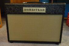 Homestead Fifty HS50 25/50 Watt Boutique 6l6 2X10 Combo Amplifier Brand New !!!
