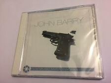 FILM MUSIC BY JOHN BARRY (CPPO/Raine) OOP 2006 Soundtrack Score OST CD SEALED