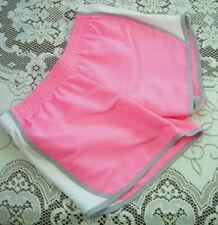 Danskin NOW Pink Sz M Athletic Shorts 100% Polyester