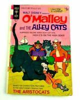 WALT DISNEY O'MALLEY ALLEY CATS Gold Key Comic Book High C's Seas Aristocats