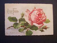 CPA  / Illustrateur / C.KLEIN , Roses ( Bonne Fête )  TBE