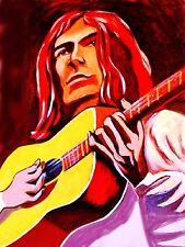 STEVE WINWOOD PRINT poster back in high life cd traffic greatest hits martin D18