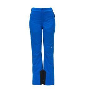 NWT Spyder Women's KALEIDOSCOPE GTX PANT Turkish Blue Size 4