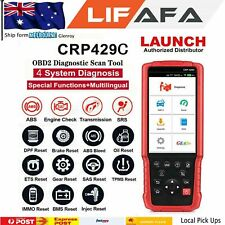 LAUNCH X431 CRP429C OBD2 Reader Scanner ABS SRS Full Systems Diagnostic Tool LF