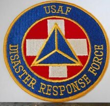 American giant Vietnam war patch   USAF disaster response force