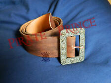 Cintura di girasole e fibbia-CAPITAN JACK Sparrow