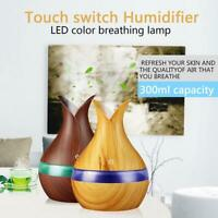 Aromatherapy Essential Oil Diffuser Diffusor Humidifier Luftbefeuchter Purifier