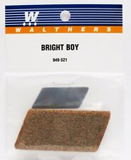 HO Scale Walthers SceneMaster 949-521 Bright Boy Abrasive Track Cleaner