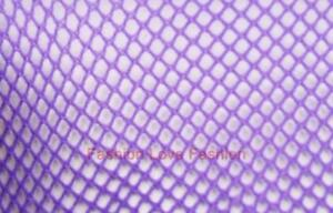 1 Pack Fishnet Plain Pantyhose High Stocking Multiple Colors One & Queen Sizes
