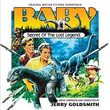 BABY : LE SECRET DE LA LEGENDE OUBLIEE (MUSIQUE DE FILM) - JERRY GOLDSMITH (CD)