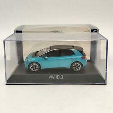 1/43 Norev Volkswagen VW ID.3 Diecast Models Limited Edition Collection Green