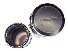 Minolta 200mm f3.5 MC QF  #5515548