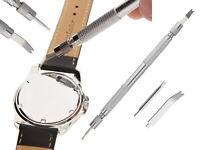 MARCHEL Federstegbesteck Armband wechseln Federstegwerkzeug FX-300-Silber