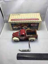 Case Knife & Ertl 1947 Studebaker Pickup Truck Set 2001 Issue