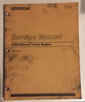 Caterpillar 3306 (76R371-up) Diesel Truck Engine Manual.