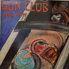 """THE GUN CLUB - DEATH PARTY 12""""  LP (M533)"""