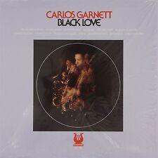 CARLOS GARNETT Black Love MUSE RECORDS Sealed Vinyl Record LP