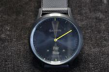 Garmin Vivomove Hr 010-01850-01 Large Hybrid Smartwatch - Black