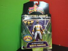 Power Rangers Collectible Figures Super Legends White Ranger