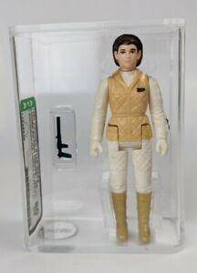 1980 Kenner Star Wars ESB Empire Leia Hoth AFA 80 HK Hong Kong