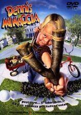 DENNIS LA MINACCIA - DVD 1993 Walter Matthau - Christopher Lloyd ITALIANO