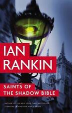 Saints of the Shadow Bible (A Rebus Novel) Rankin, Ian Hardcover