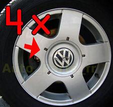 4  Cache Jante Moyeux Centre roue (1J0 601 149B) VW Jetta Bora Golf Mk4 155mm