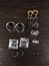 Lot of 6pairs Ear / Body Piercing Jewelry Plugs