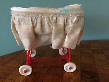 Puppen stubenwagen in antike original puppenstuben möbel bis 1970