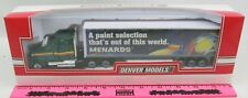 Menards ~  Freightliner Truck and Trailer with Paint Billboard