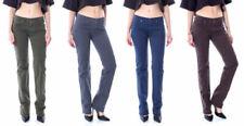 Pantaloni da donna marca Jeckerson in cotone