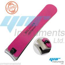 Herramientas, sets y accesorios de manicura y pedicura color principal rosa de acero