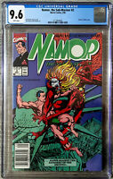 Namor The Sub-Mariner #2 John Byrne CGC 9.6 Marvel Comics 1990