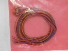 """ITT Cannon MDM-9SH048K 9 Socket Contacts 18"""" Pigtail Micro D-Sub Connector"""