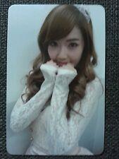 SNSD JESSICA Official PHOTOCARD 3rd Album MR. TAXI Girl's Generation KOREA Pr.