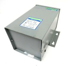 NEW GENERAL SIGNAL HS1F2AS TRANSFORMER PRIMARY 240/480 SECONDARY 120/240 2 KVA