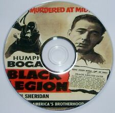 FILM NOIR 114: THE BLACK LEGION (1937) Mayo, Curtiz, Humphrey Bogart, Sheridan