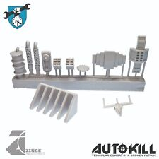 Zinge Industries - AutoKill / Gaslands - Arena Sprue - 20mm scale S-DMH06