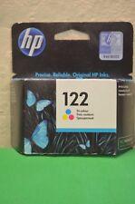 Genuien HP 122 Original d'encre Couleur Scellé Date 2014 CH562HE UUS