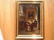 Öl-Malerei Romantik Kunsthändler