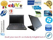 Lenovo ThinkPad x230 Intel Core i5-3230 2.60GHz 4GB,500GB Win 10 (R 116)
