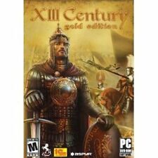 XIII Century Gold Edition    a Massive RTS Experience    Brand New Sealed