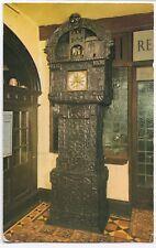 Salisbury Organ &Skeleton Clock, Red Lion Hotel PPC Unposted, c 1970s