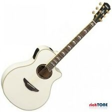 Yamaha Japan Electric Acoustic Guitar Apx1000Pw Apx1000 Japanese Model New