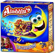 Aladdin's Flying Carpet Game Brand New Sealed Box! GRATUIT UK POSTE! 4+ ans