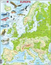 Larsen Puzzle - Europa 87 tlg.