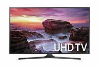 "Samsung UN49MU6290F 49"" 4k LED HDR Ultra HD Smart LED TV"