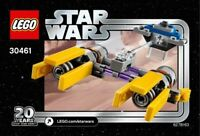 Lego Star Wars 20th Anniversary Podracer 30461 Polybag Brand New & Sealed