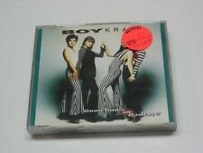 BOY Krazy GOOD TIMES with Bad Boys (incl. 2 versions, 1991/93, S/A/W) [Maxi-CD]