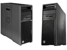 HP Workstation Z640 Xeon E5-2680v4 64GB RAM NVIDIA K4200 512GBSSD + 1TB HDD Win7